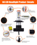 Philip-S Car LED Headlight, 60W 6600lm LED Headlight Conversion Kit