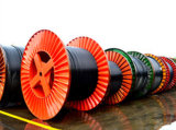 Câble souple de cuivre de gaine de PVC de faisceau de faisceau de Rvv 3