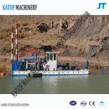 100cbm浚渫機械砂の浚渫船機械