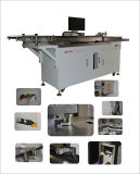 Auto máquina de dobra computarizada da faca