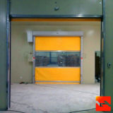 Pvc Clean Room Roll van Iran op Door (HF-1035)
