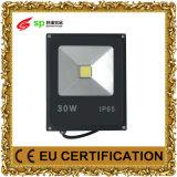 Ce ao ar livre energy-saving da luz da iluminação da lâmpada de inundação do diodo emissor de luz 30W