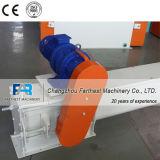 Transportador de arrastre de cadenas de acero para sistema de procesamiento de piensos
