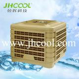 Luft-Kühlvorrichtung mit einphasigem