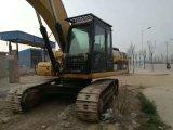 Condizione di lavoro molto buona usata del trattore a cingoli 329d dell'escavatore