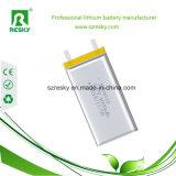 12V de Batterij 4000mAh van het Polymeer van het lithium voor de Camera van kabeltelevisie