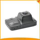câmera do traço 3.0inch com G-Sensor, carro DVR da função da gravação do laço