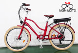 Classical City Bike Fat Tire City Electric Bicycle