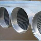 Tubo di setaccio dell'acciaio inossidabile 304L Johnson per il pozzo trivellato