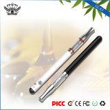 Cigarette en verre du pétrole de chanvre d'E-Cigarette d'atomiseur de la batterie 280mAh 0.5ml de contact de bourgeon E