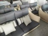 백색 현대 디자인 가죽 소파, 공장 가격 좋은 품질 (621)