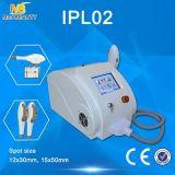 O mini IPL Shr Opt máquina da remoção do cabelo