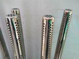 Pantalla perforada del tubo de taladro del acero inoxidable 304 del API 5CT (fabricación)