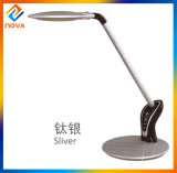 Lâmpada de mesa de diodo emissor de luz de brilho de alto brilho para luz de leitura