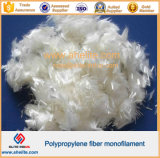 Pp Monofilament Fiber voor Road Construction