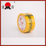 Adhésif coloré Certificated BOPP ruban d'emballage