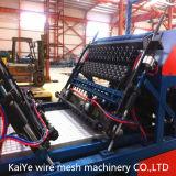 Máquina soldada automática del acoplamiento de alambre del panel 3D