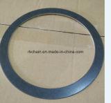 Alumínio de cobre personalizado que carimba o rolamento da arruela de pressão