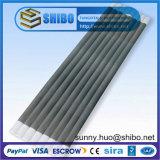 Tipo elementi riscaldanti di Sic, elemento del Rod del Rod del carburo di silicone