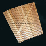 Home Bamboo Chopsticks Logo Print Paper Wrapped