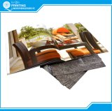 Impression polychrome de catalogue d'impression offset de service d'impression
