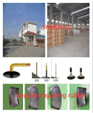 16*2.125 heißes Selling Butyl Inner Tube für Motorcycle Tire China Factory