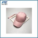 Fördernde Form-Leerzeichen-Baseballmütze mit Firmenzeichen-Zoll