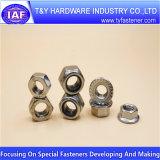 Noix d'acier inoxydable du prix concurrentiel DIN934 DIN6923