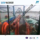 450 mm-voller hydraulischer Scherblock-Absaugung-Bagger für Verkauf