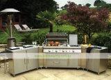 Cucina esterna dell'acciaio inossidabile 304 con il BBQ (WH-D405)