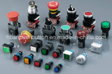 CE RoHS de Hban (22mm) com Power Symbol Pushbutton Switch
