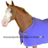 Manta polar del paño grueso y suave del caballo de la calidad