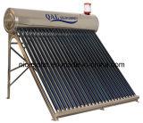 Riscaldatore di acqua solare non pressurizzato di QAL BG 240L4