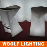 النادي الحديثة LED ضوء مضيئة بار البراز