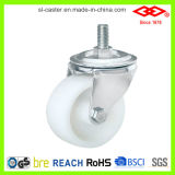 Het witte Plastic Wiel van de Gietmachine (P106-30C075X32Z)