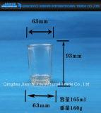 taza de cristal sin plomo transparente 165ml para beber y el vino