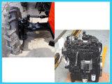55HP tractor de 4 ruedas medio agrícola / compacto / tractor de granja con motor de alta calidad