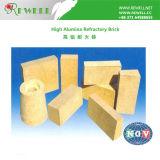 코크 오븐/유리제 로/용광로/다른 산업 로를 위한 높은 반토 벽돌