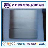 Placa/hoja/hoja del molibdeno de la pureza elevada 99.95% para el blindaje del Refection de los fabricantes de China