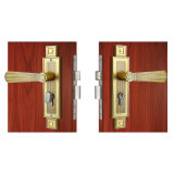 Design classico Mortise Lockset con Double Sided Handles
