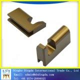 Peças fazendo à máquina do CNC da precisão para o alumínio/aço de bronze/inoxidável
