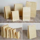 卸し売り安いクラフト紙のショッピングパッキング袋