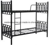 学校装置の金属のダブル・ベッド