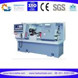Torno Cknc6136 do CNC da cama lisa das máquina-ferramenta