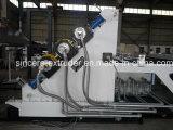 Haustier-Blatt-einzelner Schrauben-Abgas-Extruder-Produktionszweig mit Kristallisations-Trockner