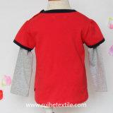 Embroidery/Print popolari T-Shirt per Girl