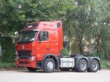 cabeça do trator do caminhão de reboque de 420HP HOWO A7 6X4