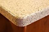 Feuille extérieure solide acrylique modifiée par blanc de glacier de la décoration 6mm pour le matériau de construction de panneau de mur