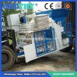 Bakstenen die van de Machine Qmy18-15 van het Blok van de prijs de Concrete Machine vervaardigen