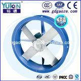 Température élevée et High Humidity Resistant Axial Ventilator Special pour Tobacco Baking (GKF Series)